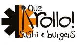Que Rollo Sushi Burger